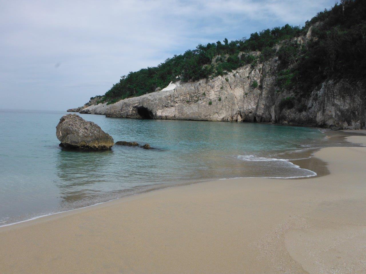 Jeremie Beach – northwestern end of Haiti's southern peninsula