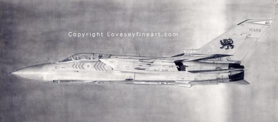 'Vertical Ascent' (Tornado F1)