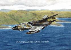 'Coastal Manoeuvres' (Tornado GR1)