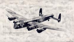 'Last of a Legend' (Lancaster PA474)