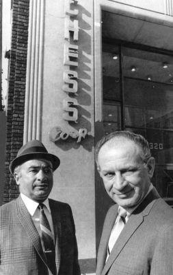Leonard Chess Dick Clark Philadelphia