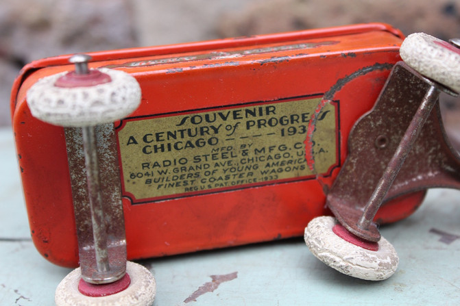 Radio flyer history made in chicago museum keep in mind this was a guy whod immigrated to the us from italy in 1914 at just 16 years of agebringing along little more than a fievel like desire malvernweather Image collections