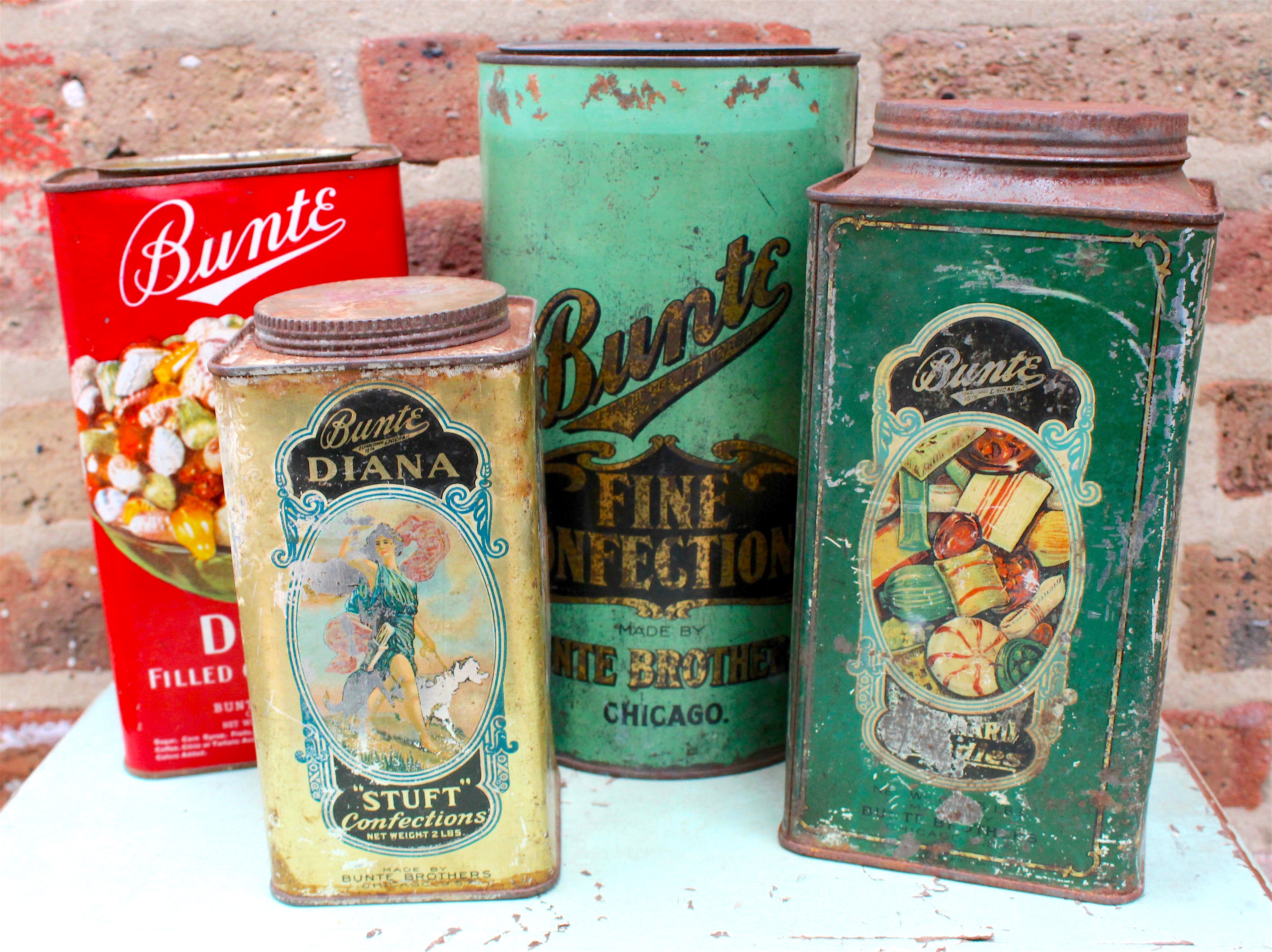 bunte brothers candy history | made-in-chicago museum