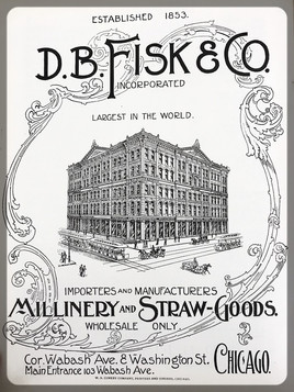 D B Fisk Amp Co History
