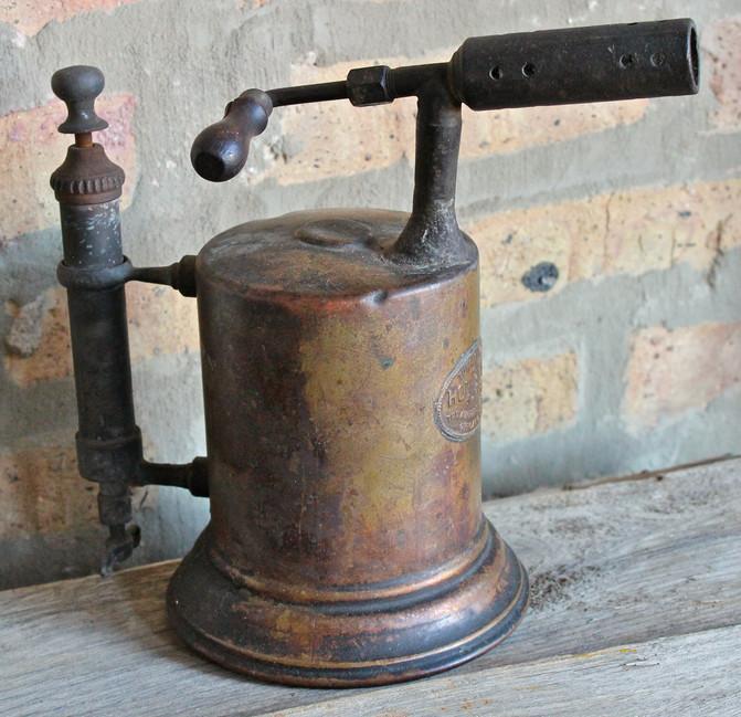 Antique torch value best 2000 antique decor ideas - Decor union 2000 ...
