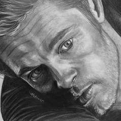 Brad Pitt fan art