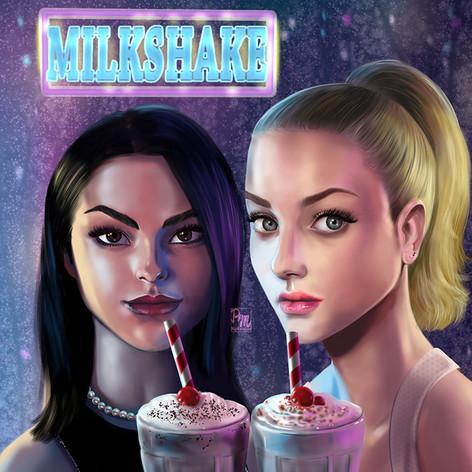 Betty & Veronica - Riverdale fan art