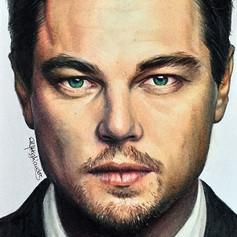 Leonardo DiCaprio fan art
