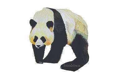 Panda+-+gouache.jpg