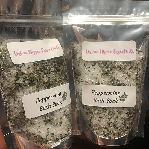 Peppermint Bath Soak