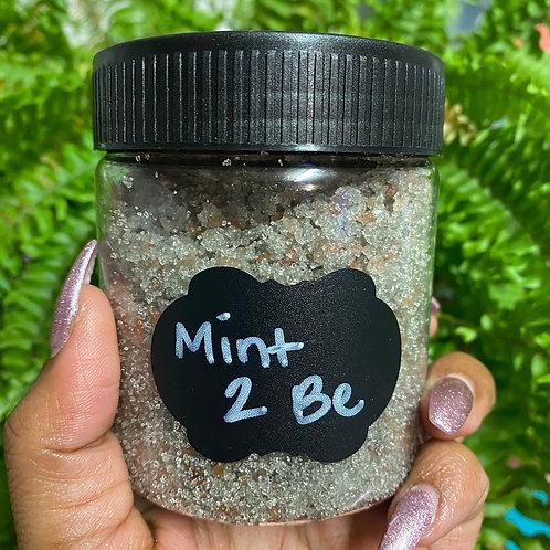 Mint 2 Be Sugar Scrub