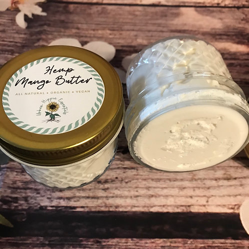 Hemp Mango Butter