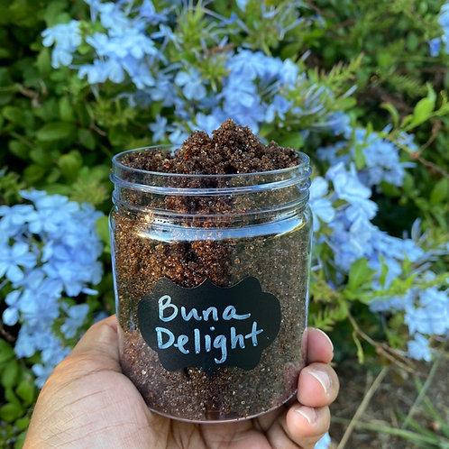 Buna Delight - Sugar Scrub