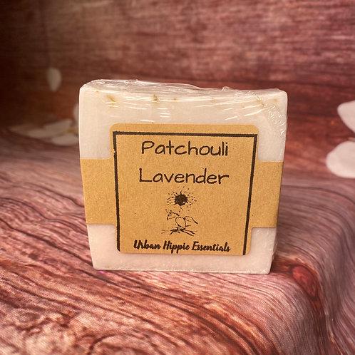 Patchouli Lavender Bar