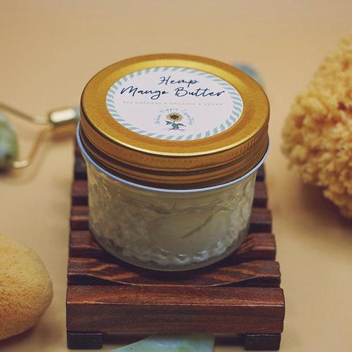 Hemp Mango Butter