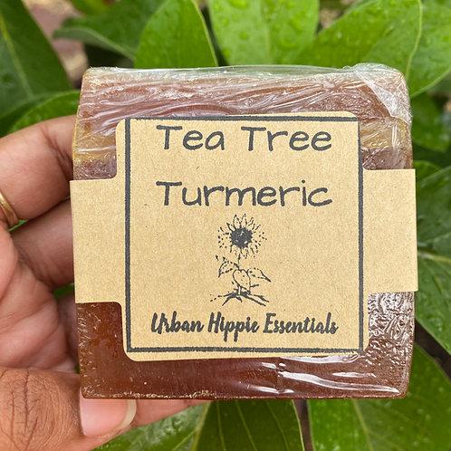 Tea Tree Turmeric Bar