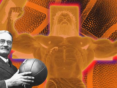 Le origini del basket: muscoli e religione