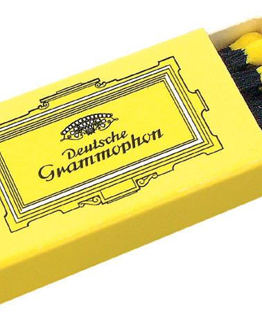 """Allumettes """"Deutsche Grammophon"""""""