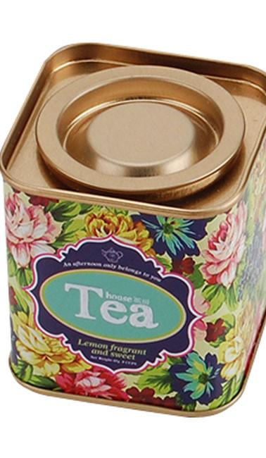 Boîte thé