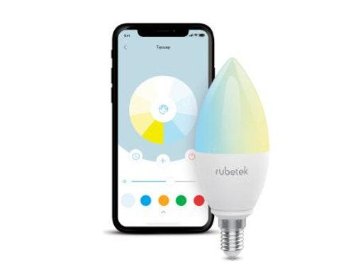 Wi-Fi лампа