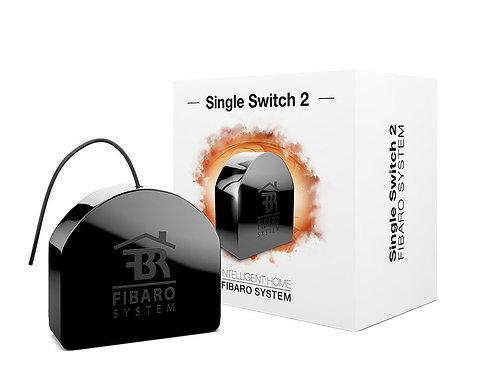 Встраиваемое реле FIBARO Single Switch 2,5kW