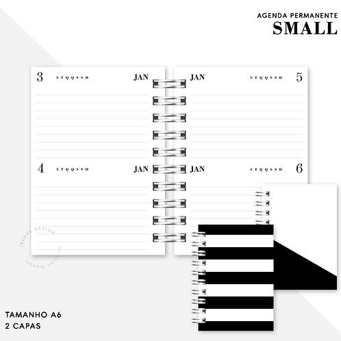 Agenda Permanente Small A6