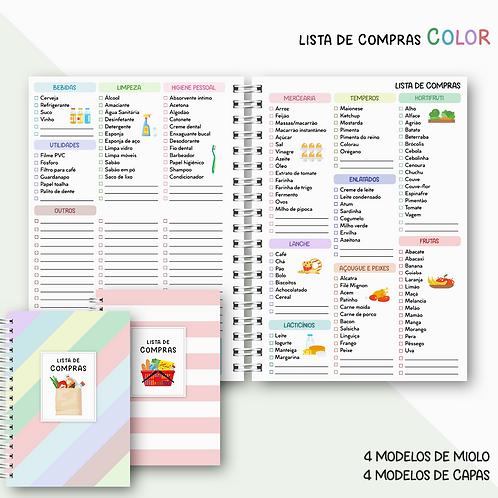 Lista de Compras Color