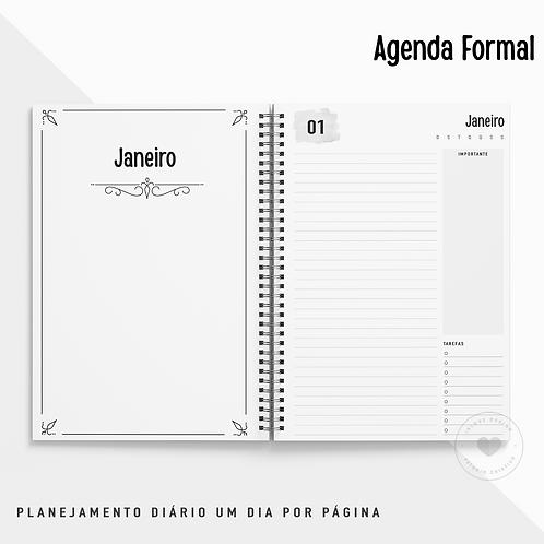 Agenda Permanente Formal