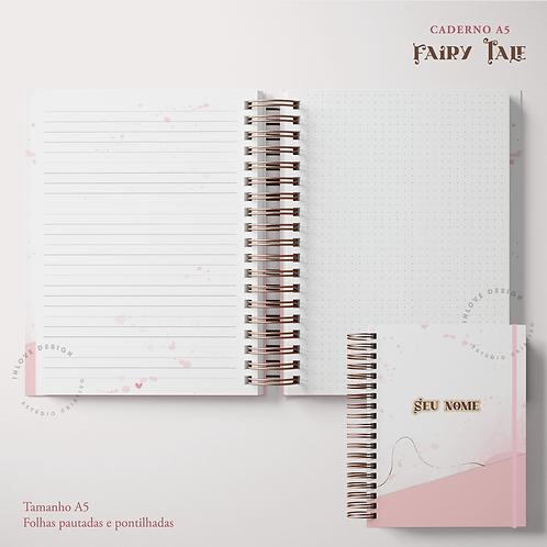 Caderno Fairy Tale