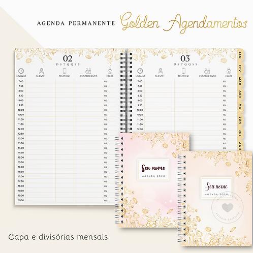 Agenda Permanente Golden Agendamentos