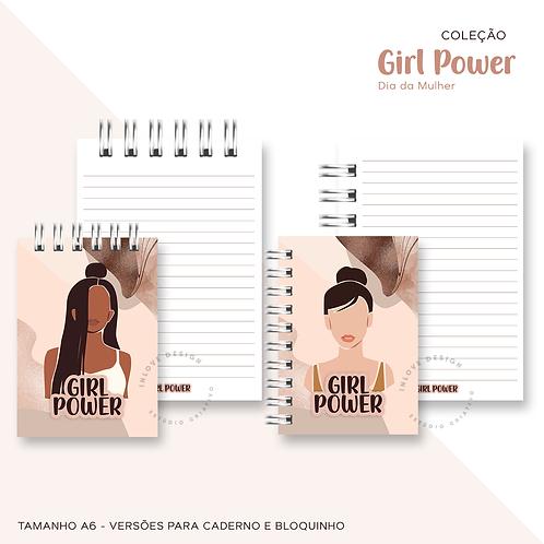Coleção Girl Power (Dia da Mulher)