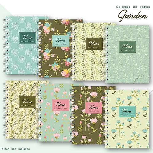 Coleção de Capas Garden