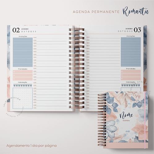 Agenda Permanente Romantic