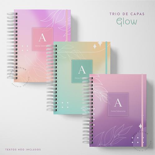 Trio de Capas Glow