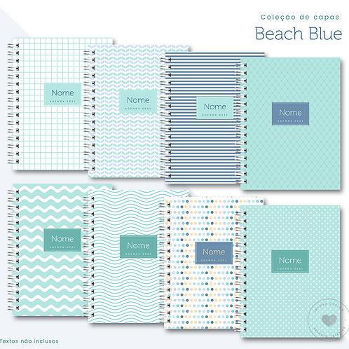 Coleção de Capas Beach Blue