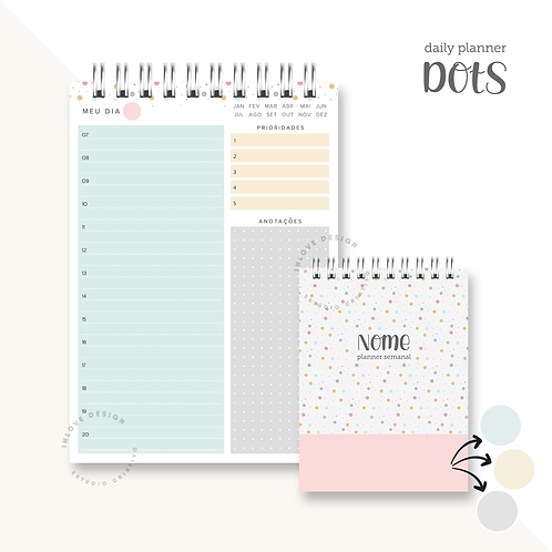 Daily Planner Dots