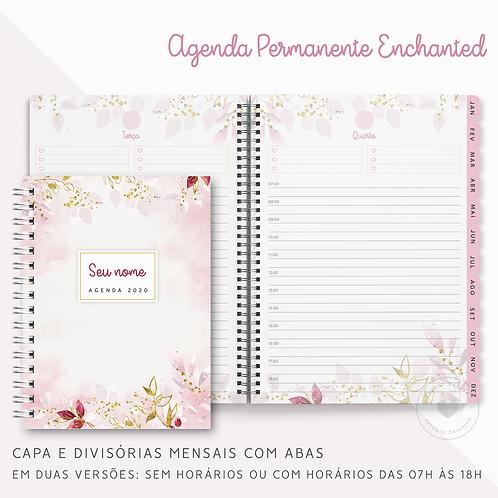 Agenda Permanente Enchanted