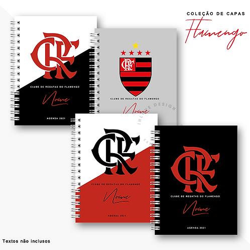 Coleção de Capas Flamengo