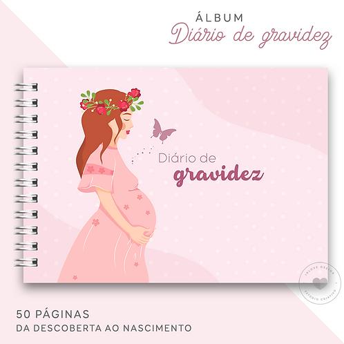Álbum Diário de Gravidez