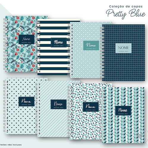 Coleção de Capas Pretty Blue