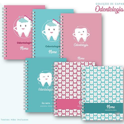 Coleção de Capas Odontologia