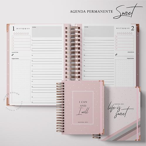 Agenda Permanente Sweet