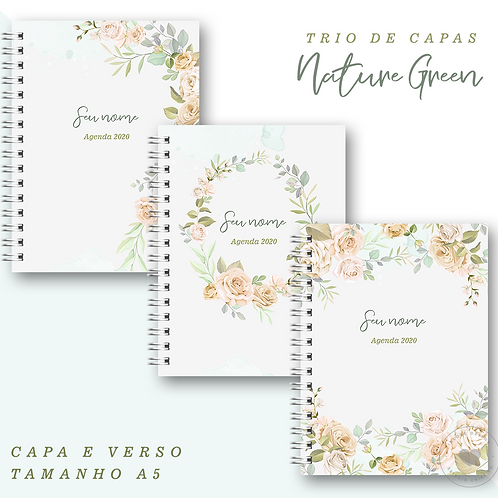 Trio de Capas Nature Green