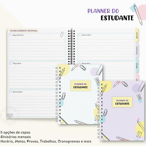 Planner do Estudante
