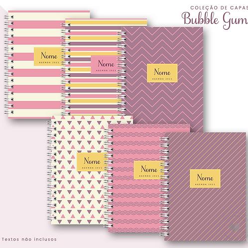 Coleção de Capas Bubble Gum