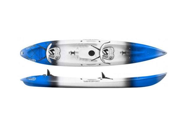 Wavesport: Gemini Tandem Sit-On Top Kayak