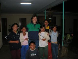 Los niños de Bolivia