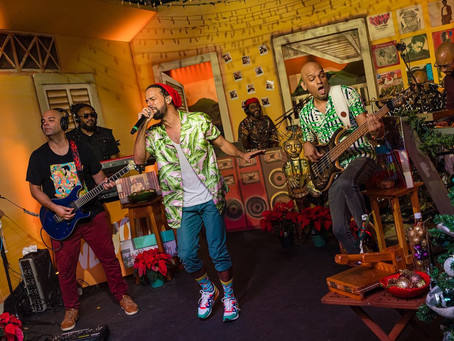 KES THE BAND in 5 Nights of Live Concerts, For Trini Carnival 2021