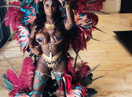 Carnival is Woman...Every Woman