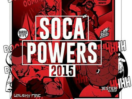'SOCA DOES GIVE US POWERS' MIX